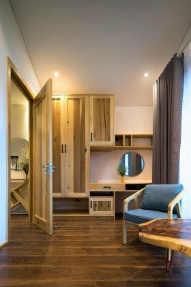 Thiết kế gỗ do chính chủ home làm