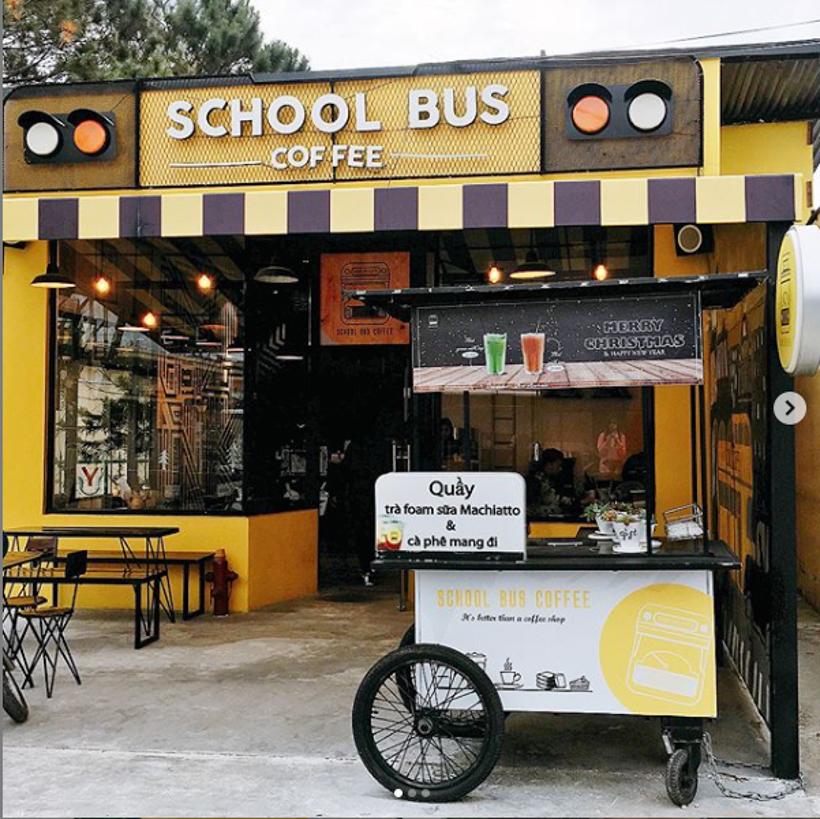 School Bus Coffee - utcunggg