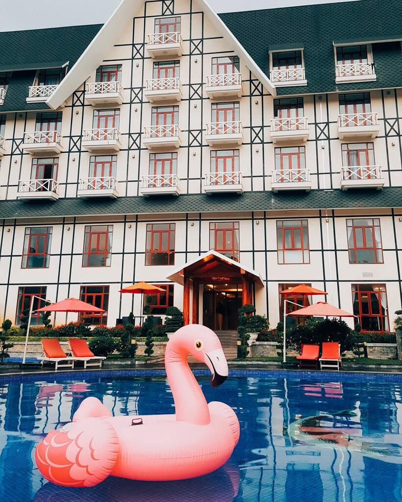 Sam Tuyen Lam Resort (5)